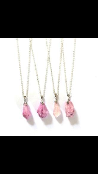 jewels rose boho pink jewelry