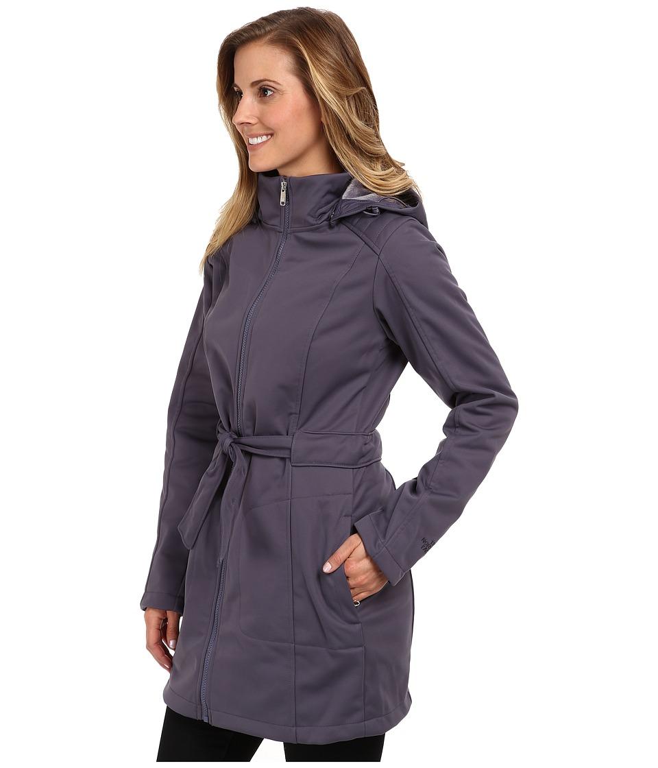 The north face sashanna soft shell jacket