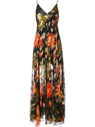 dress maxi dress maxi women silk