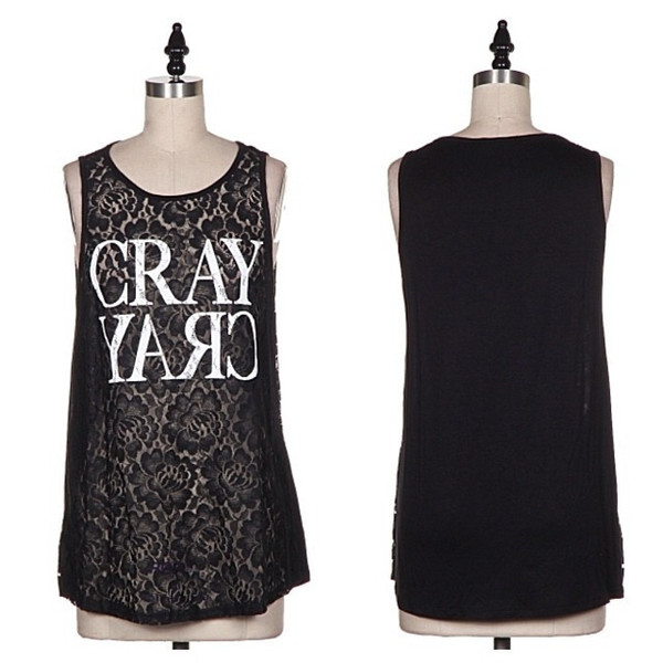 So Cray Top | Vanity Row