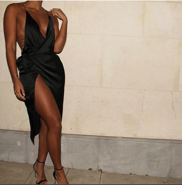 dress strappy dress