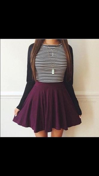 skirt burgundy pretty cute cute outfits