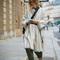 Khaki trousers - style du monde | street style street fashion photos