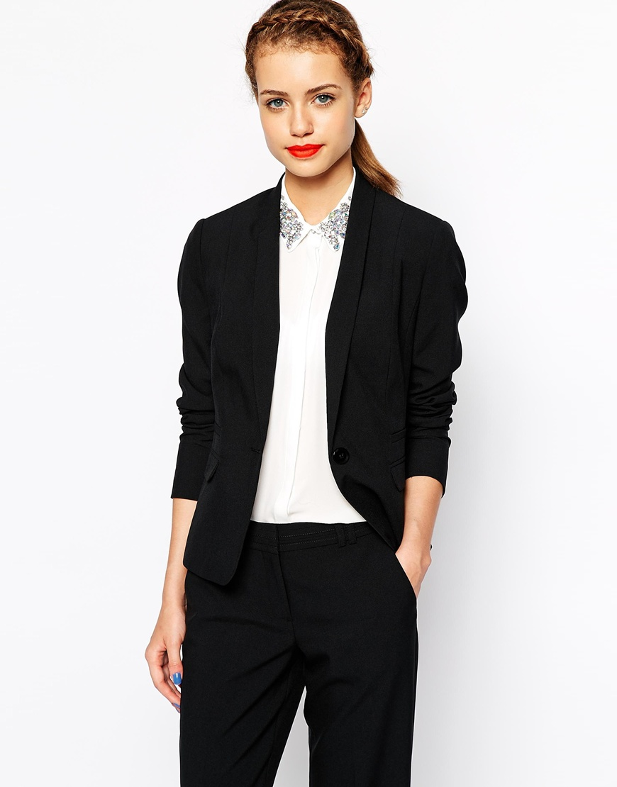 New Look Suit Jacket at asos.com
