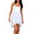 Strapless Sweetheart Ivory White Dress | Emprada