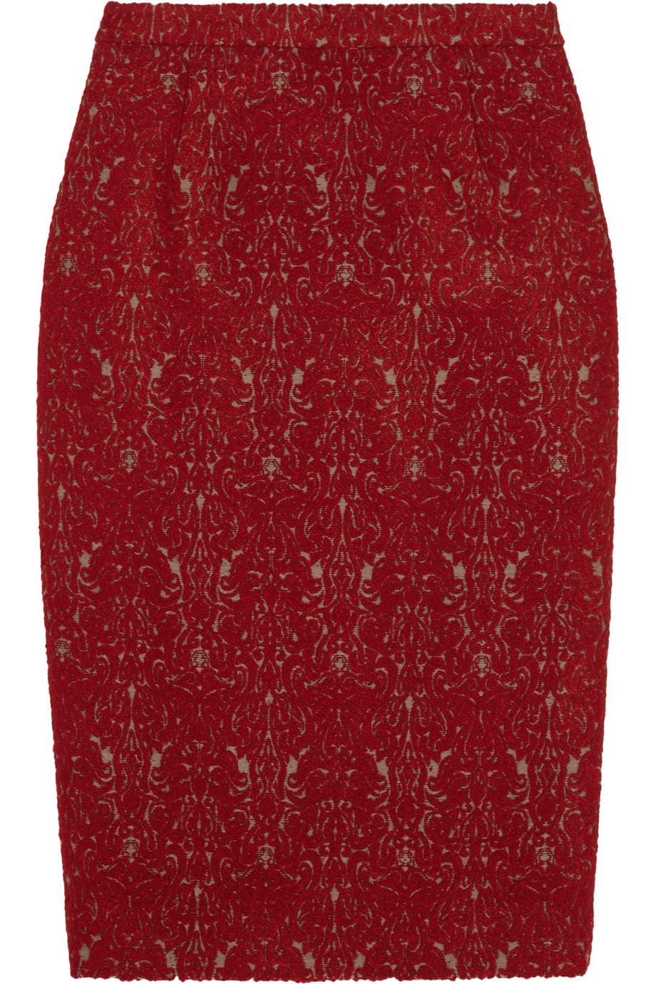 Tory burch debra jacquard skirt – 60% at the outnet.com