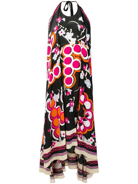 Fendi dress printed dress women silk
