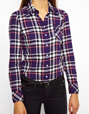 Hilfiger Denim | Hilfiger Denim Check Shirt at ASOS