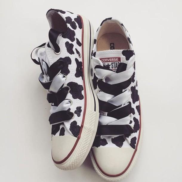 print cow converse custom converse print animal shoes custom EqPWnx5E 5b9d0a0d3c