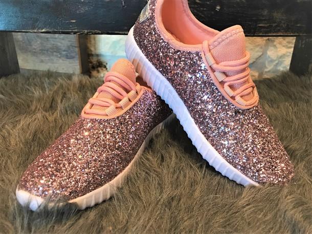 shoes glitter shoes glitter pink glitter pink glitter shoes glitter sneakers girly sequins