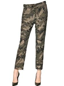 PANTS - MR&MRS FURS -  LUISAVIAROMA.COM - WOMEN'S CLOTHING - SPRING SUMMER 2014