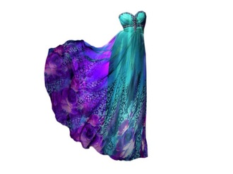 dress mermaid prom dress purple dress purple prom dresses aqua dress long dress long prom dress strapless dresses cute dress vibrant color