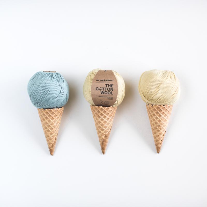 WE ARE KNITTERS - Vanilla Sweater Knit Set