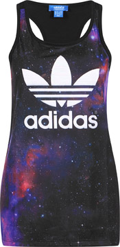Adidas Logo Tank W top black