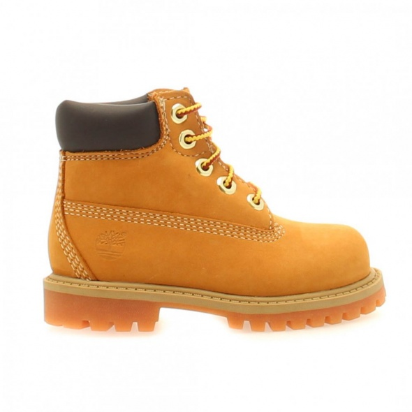 Buy Timberland Boys 6inch Premium Boot in Wheat at Hurleys
