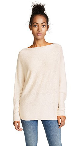 TSE Cashmere sweater asymmetrical