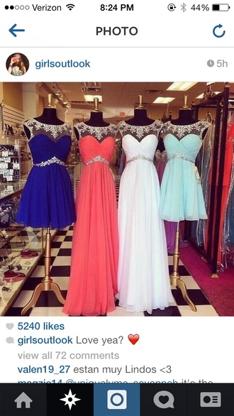 white dress white long prom dress prom dress blue dress pink dress prom 2014 full length forever hill model heart ball sparkle sequins