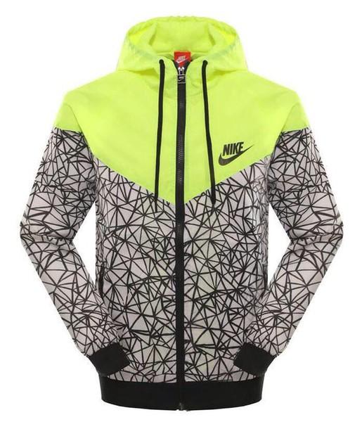 87951e71d jacket nike neon windrunner windbreaker