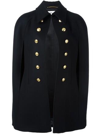 cape style black top