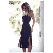 dress,tusc,bohho,hippie,classy,romantic,bohemian,little black dress