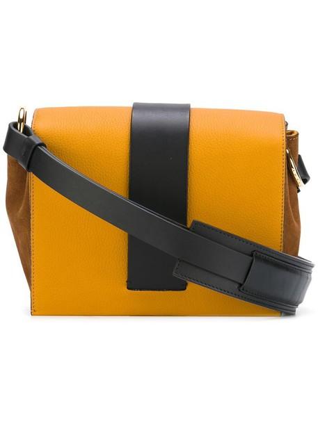 MARNI women yellow orange bag