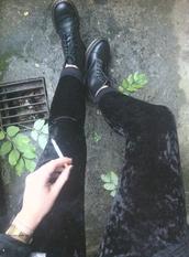 pants,skinny jeans,velvet,black,clothes,black skinny jeans,black velvet,shoes