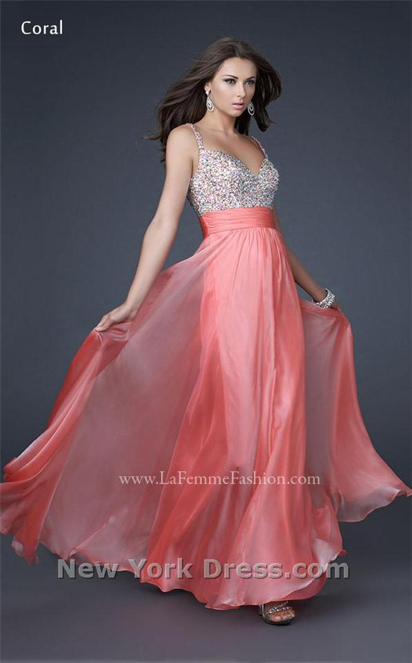 La Femme 16802 Dress - NewYorkDress.com
