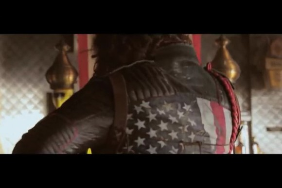 american flag jacket mcr my chemical romance na an na music video american flag jacket