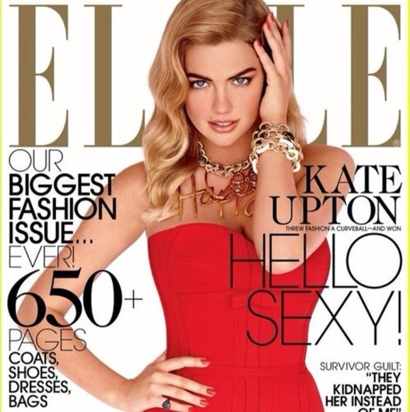 dress red dress jewels kate upton beautiful gold pretty