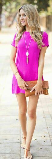 dress,pink,pinterest,blonde hair,sweet