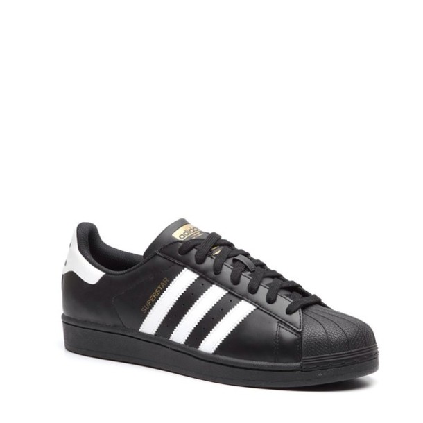 Adidas Originals Black And Gold
