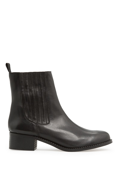 MANGO - NEW - Bottines chelsea cuir