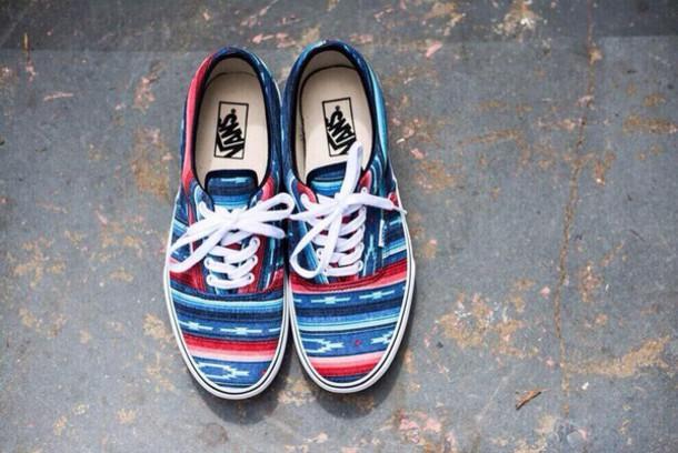 c8e4b4a030e6 shorts sneakers vans patter atztec aztec pattern patterned shoes vans of  the wall vans skateboard skater