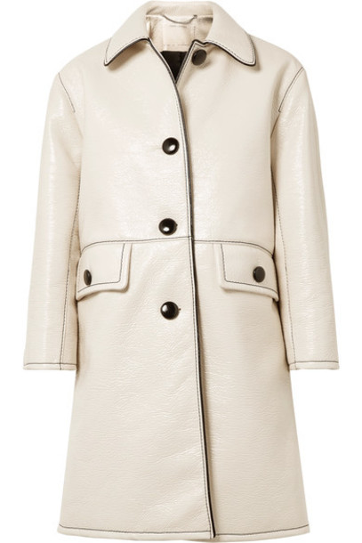 Marc Jacobs coat cotton
