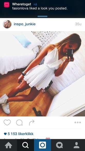 romper white white dress summer outfits summer dress summer shoes outfit outfit idea casual summer outfit