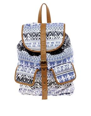 River island backpack at asos