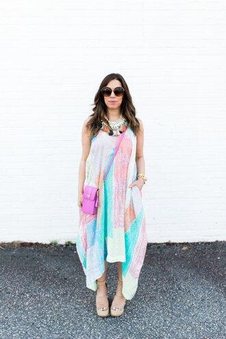bohostylefile blogger dress jewels shoes