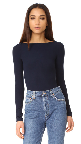 Getting Back To Square One St. Germain Pullover - Navy