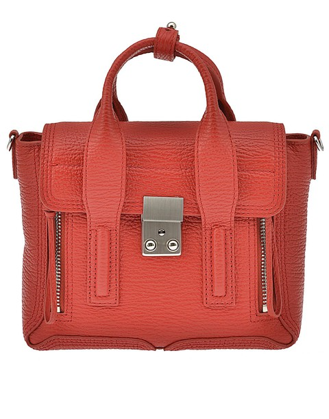 3.1 Phillip Lim satchel mini red bag