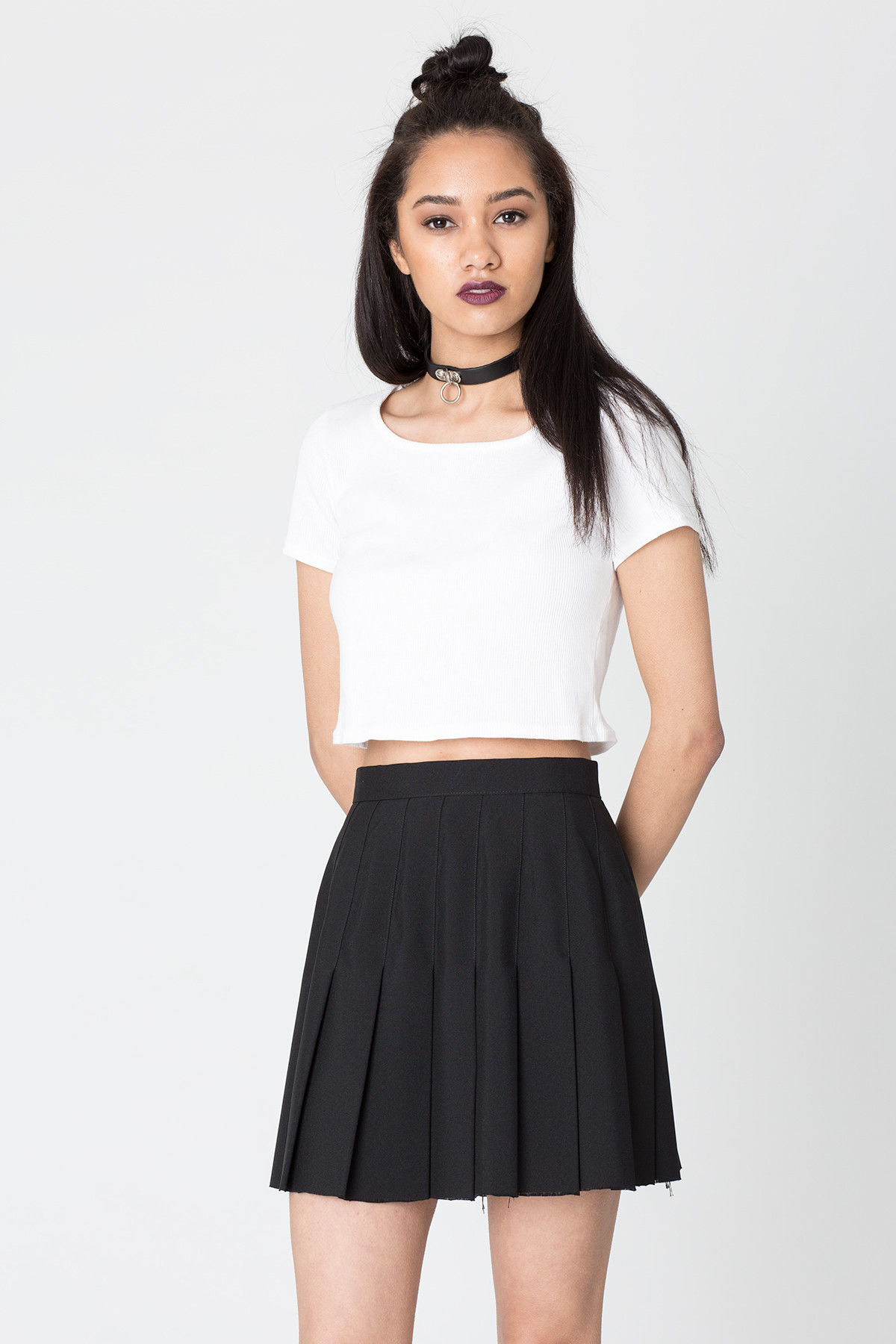 Pleated Tennis Skirt - Dress Ala