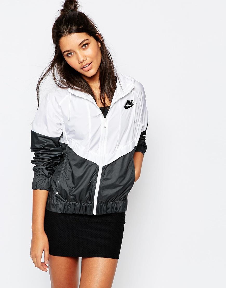 Pastoral Nike Sportswear Metallic All Over Print Windbreaker