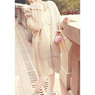 cardigan kawaii cute lovely asian japan japanese fashio korean fashion china winter outfits fall outfits