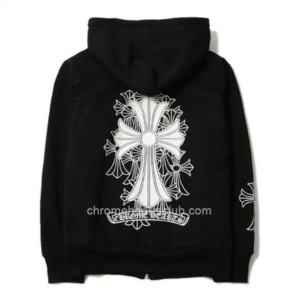 jacket chrome hearts hoodies