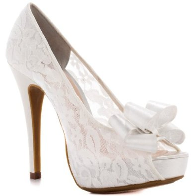 Amazon.com: Chinese Laundry Women's Hopeful Peep-Toe Pump,Pearl,10 M US: Chinese Laundry: Shoes