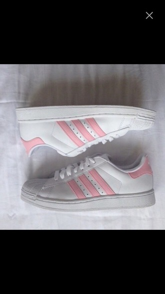 shoes adidas adidas shoes adidas superstars superstar baby pink