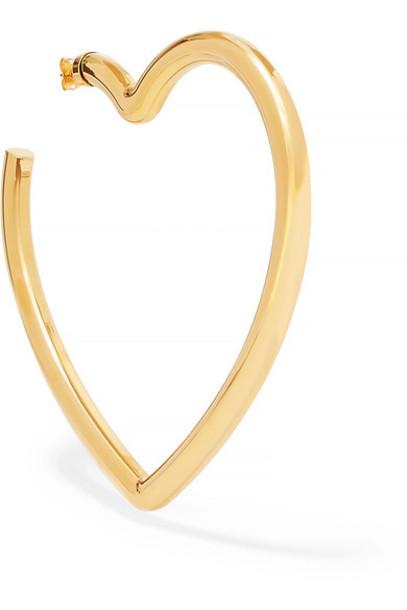 Balenciaga - Gold-tone Earring