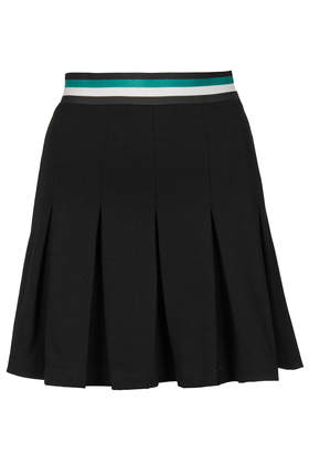 Sporty Trim Pleat Skater - Trend To Try: Pleats Please! - We Love - Topshop