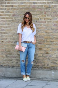 louhayhay t-shirt jeans bag belt shoes jewels sunglasses