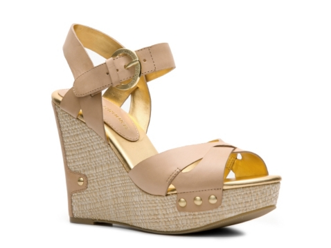 Audrey Brooke Haleen Wedge Sandal Women S Wedge Sandals