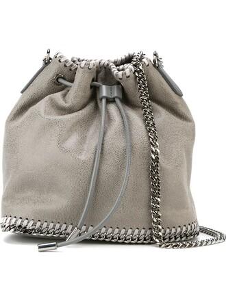 grey bag